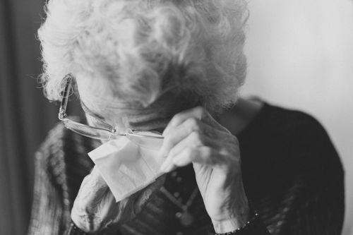 Vanha leskinainen